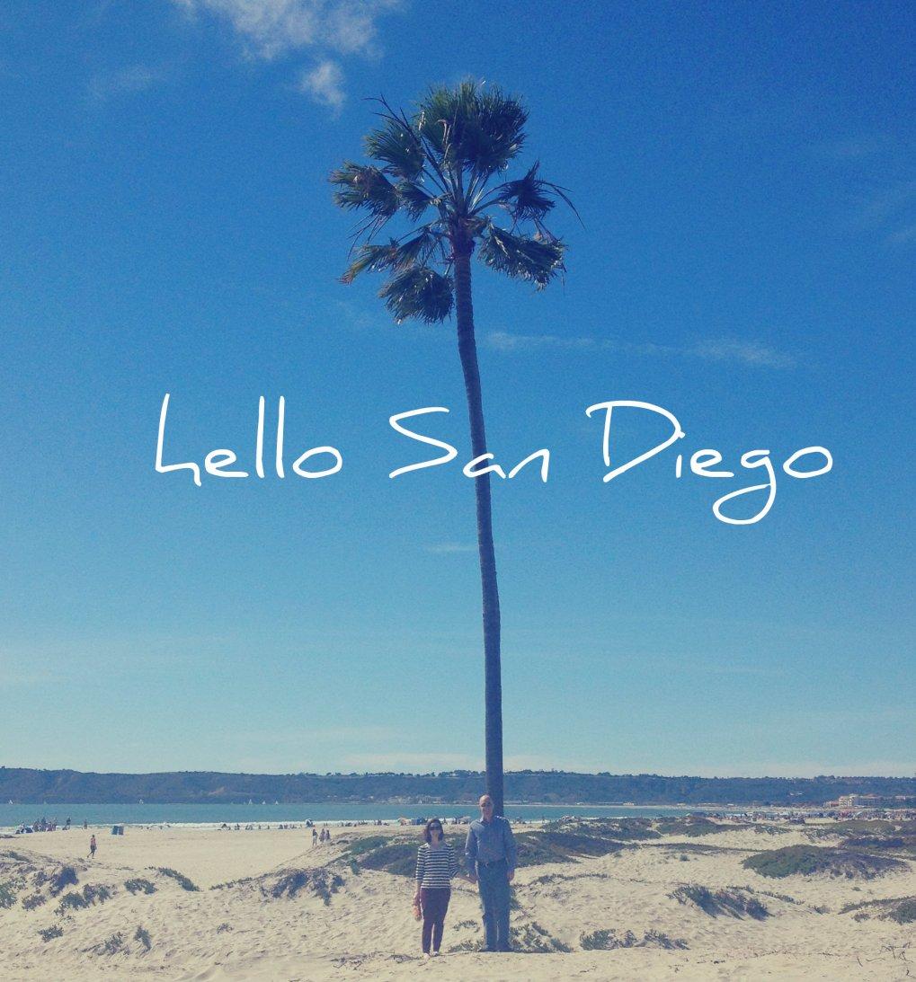 Hello San Diego