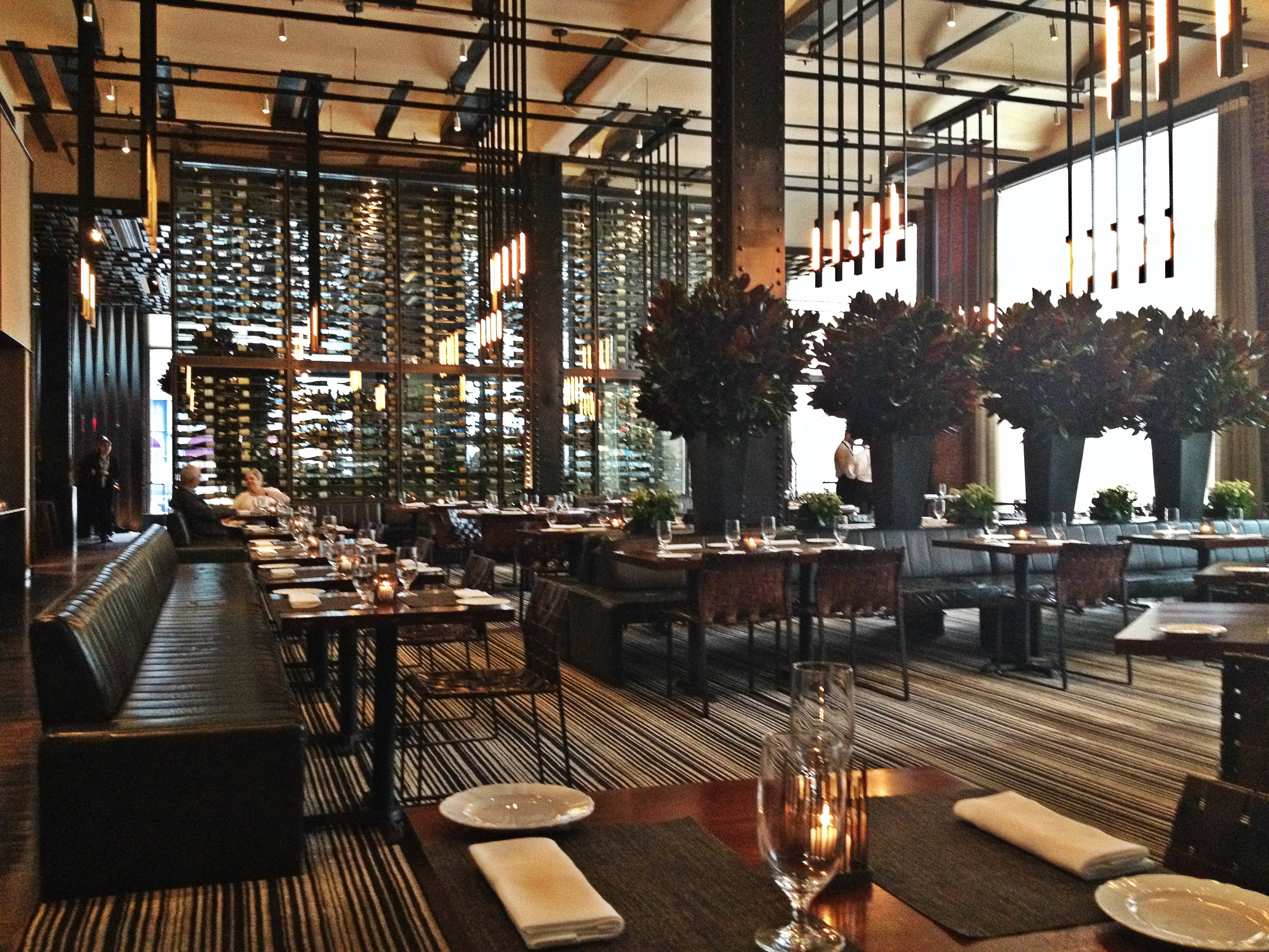 Dinner at Colicchio and Sons | World Curious Traveler